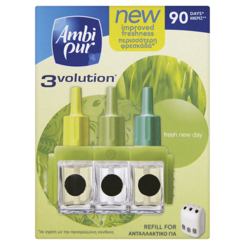 AMBIPUR 3 VOL FRESH NEW DAY REFILL 20ML