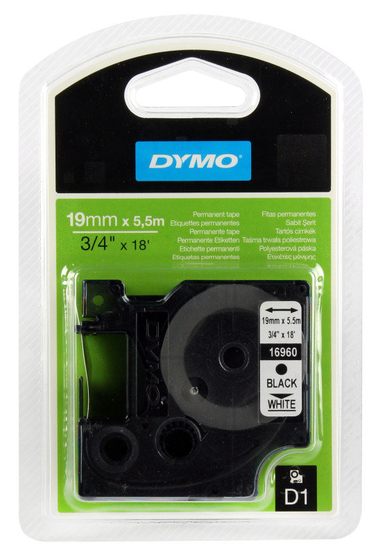 Image of DYMO D1 Printer tape