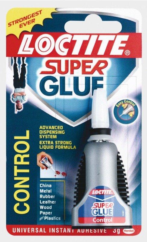 Image of Loctite SuperGlue Control - 3g