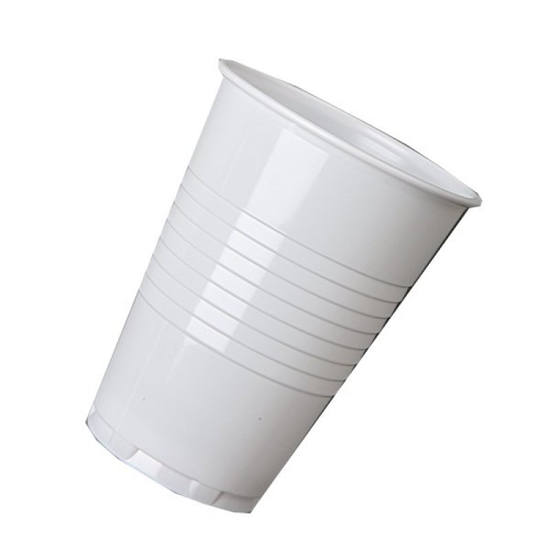 MyCafe Tall Vending Hot Cup White 7oz (Pack of 2000)