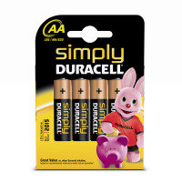 Duracell Simply AA Batteries