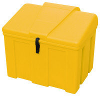 GRIT/SAND BOX 110 LITRE YELLOW 379941