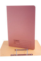 Guildhall Transfer File 275g Pink - 25 Pack