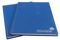 Silvine Manuscript Bk Fnt 96lf A4 - 6 Pack