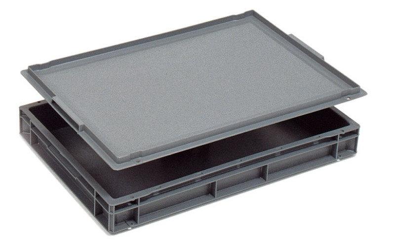VFM Grey Plastic Container Lid