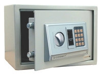 Q Connect 10 Litre Electronic Locking Safe