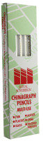 Royal Sov Chinagraph Pencil White 52305 - 12 Pack