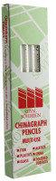 Royal Sov Chinagraph Pencil White 52305 - 12 Pack