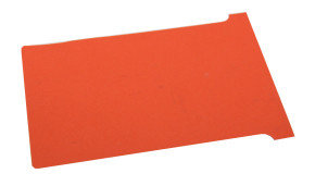 NOBO TCARD SIZE3 RED PK100 38917