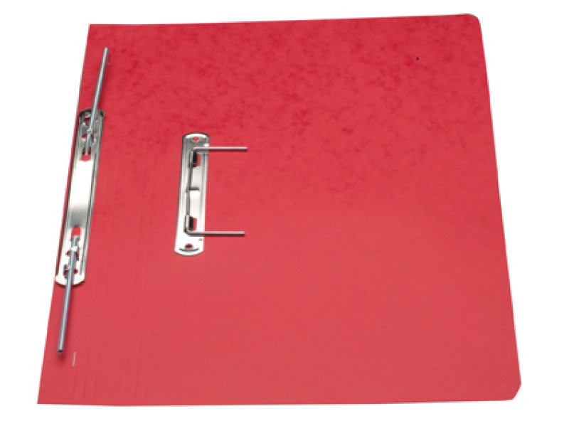 *Europa 3008 Spiral File Red - 25 Pack
