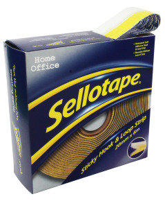 SELLO STICKY HOOK AND LOOP 6M STRIP 4100