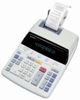 Sharp EL1607P Printing Calculator