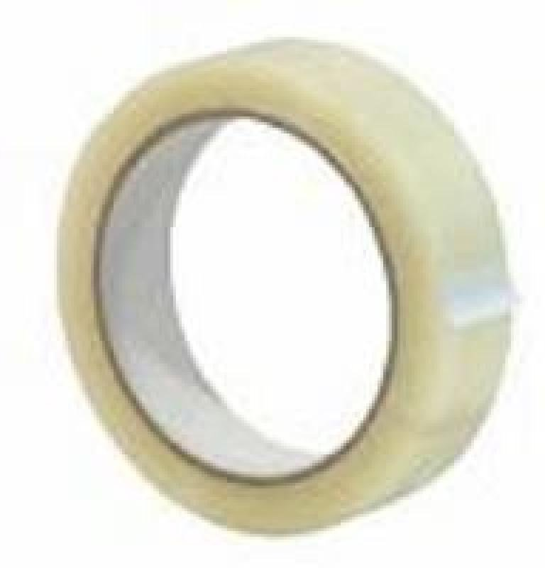 Q Connect Easytear Pp Tape 19mmx66m - 8 Pack