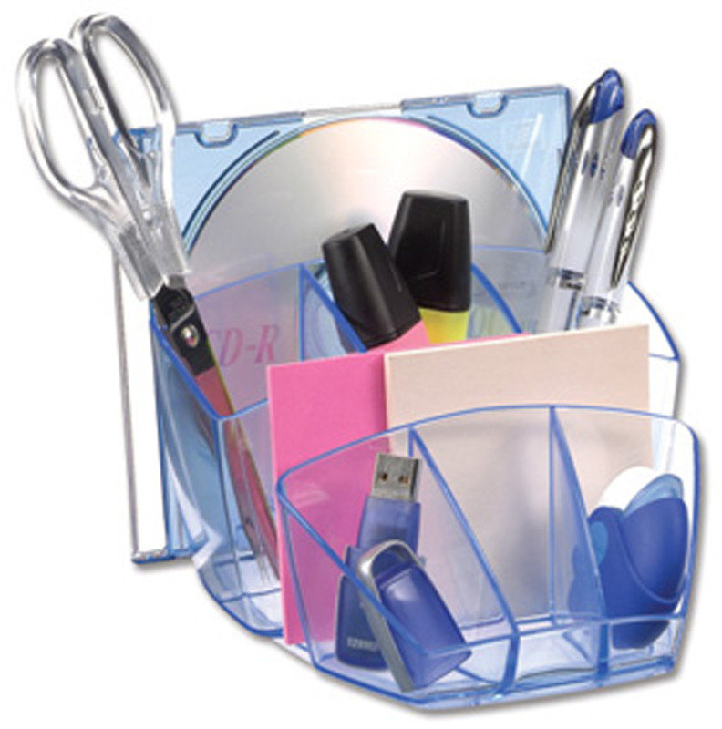 CEP ICE BLUE DESK TIDY