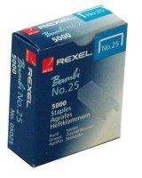 REXEL STAPLES NO25 BAMBI PK5000 05025