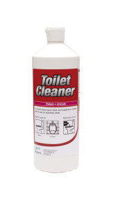 2Work Daily Use Perfumed Toilet Cleaner 1 Litre 12 PK