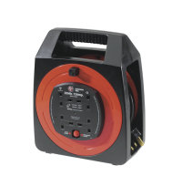 Fd 20m 13amp 4 Socket Cable Reel 377109
