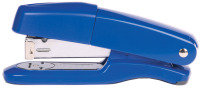 Q CONNECT METAL STRIP STAPLER BLUE