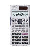 Casio FX115MS Advanced Scientific Calculator - Silver