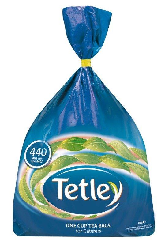 Tetley Tea Round Tea Bags - 440 pack
