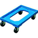 VFM Blue Plastic Dolly