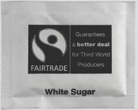 Fairtrade White Sugar Sachets Pk 1000