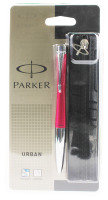 Parker Urban Ball Pen Blister 1 Pink - 6 Pack