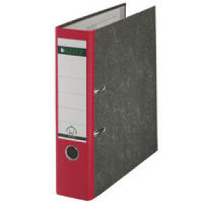 Leitz Leverarch A4 Red 108025 - 10 Pack