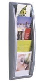 Fast Paper Quick Fit 5xA5 Wall Display System