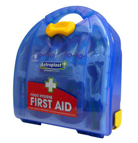 Wallace Cameron Small Food Hygiene First Aid Kit (Pack of 1)
