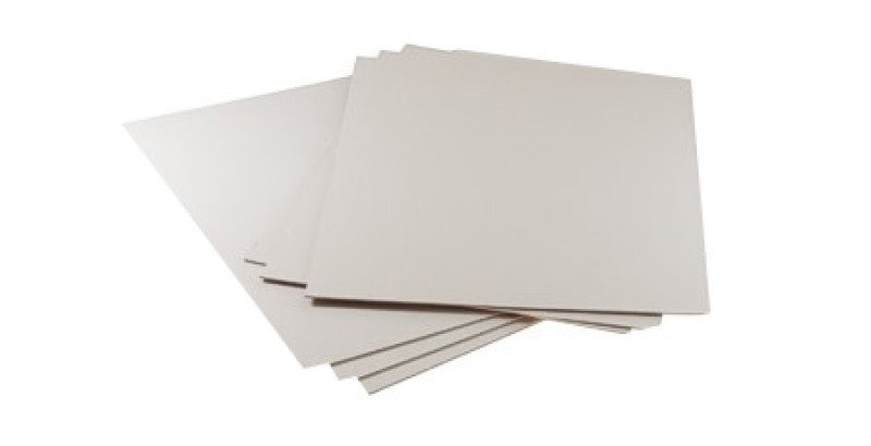 Image of Goldline Mounting Board A1 White - 10 Pack