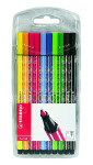 Stabilo Point 68 Fibre Tip Pen - Assorted (Pack of 10)