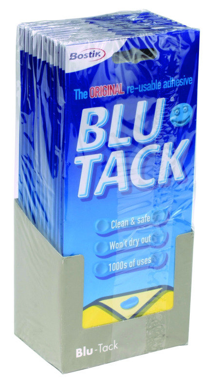 Image of Bostik Blu Tack Economy 80108 - 12 Pack