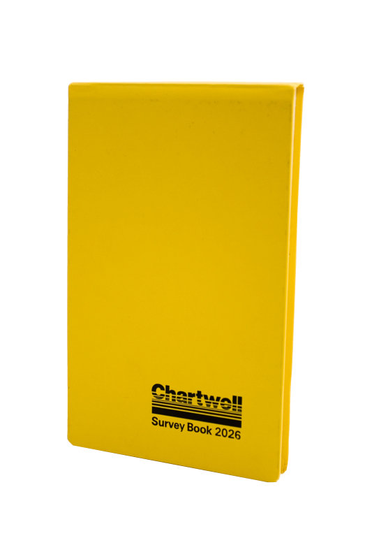 Image of Chartwell Survey Book 5x8