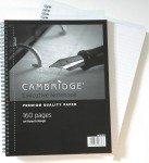 Cambridge Refill Pad A4 Fm M76767 - 3 Pack