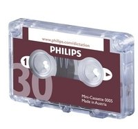 Philips Cassette 30min Lfh0005 - 10 Pack