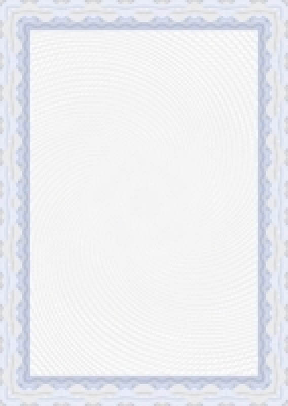 Image of DECADRY CERT PAPER A4 SPIRAL BLUE PK25