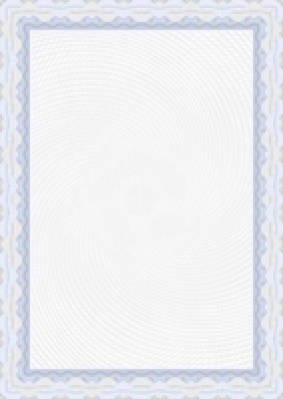 DECADRY CERT PAPER A4 SPIRAL BLUE PK25