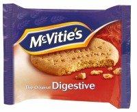 McVities Digestive Mini Pack - 48 Pack