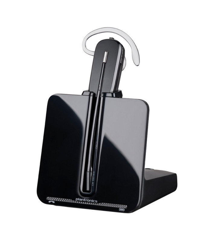 Plantronics CS540 Headset with Lifter - Black