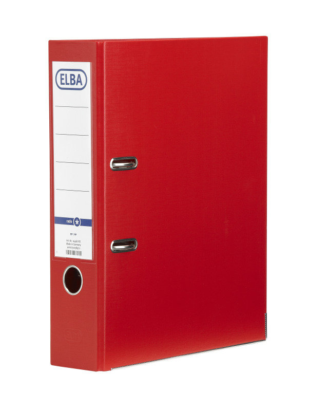 Elba Brd Lever Arch File A4 Rd 100202218 - 10 Pack