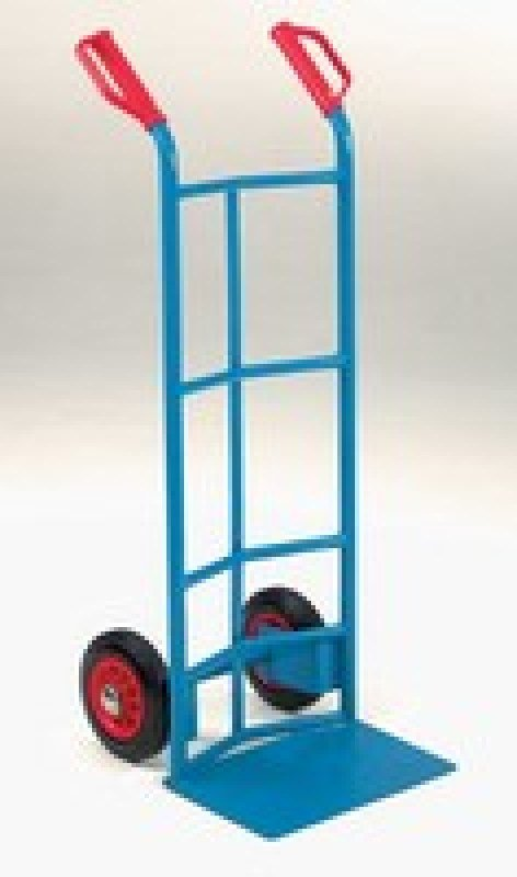 Image of GPC Sack and Case Truck - Blue