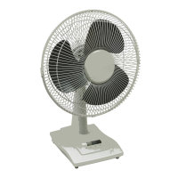 Q-Connect Desk Top Fan
