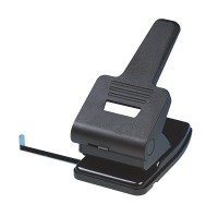 Q CONNECT HOLE PUNCH XHEAVY DUTY BLACK