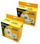 Fellowes White CD Paper Envelope - 100 Pack