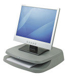Fellowes Basic Monitor Riser - Graphite