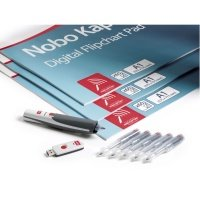 NOBO KAPTURE DIG FLIPCHART OFFICE KIT