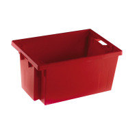 Fd Stack/nest Box 600x400x300mm Red