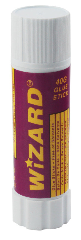 Extra Value Large Glue Stick - 8 Pack