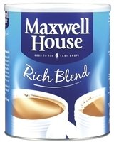 Maxwell House Medium Roast Instant Coffee - 750g